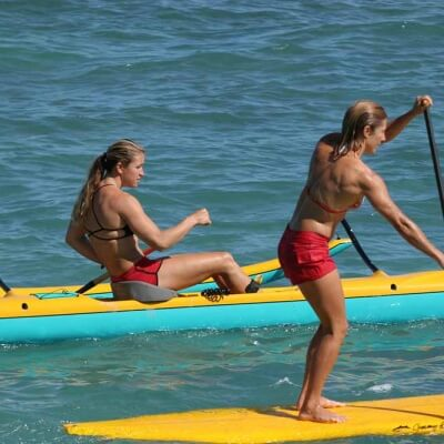 Maui SUP Channel Crossing Lesson