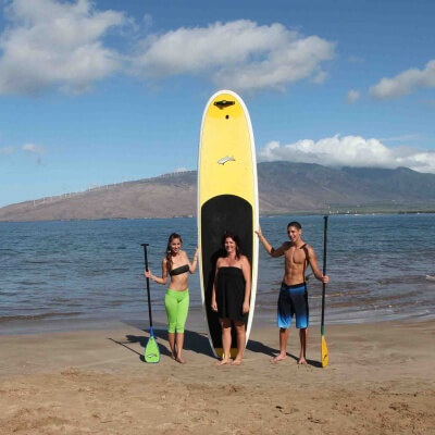 maui sup school one dream day