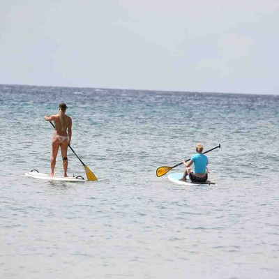 1hr SUP Lesson Maui